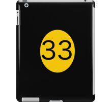 Club 33 iPad Case/Skin