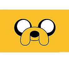 Jake the Dog: Adventure Time Accessories Photographic Print