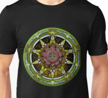 Elemental Pentacle for Earth Unisex T-Shirt