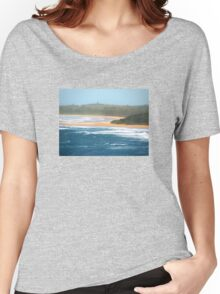 Coastal Town Women's Relaxed Fit T-Shirt