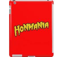 HonMania Yellow iPad Case/Skin