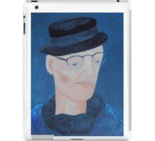 Ivan Brown - blues man iPad Case/Skin