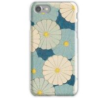 vintage,floral,art deco,pattern,floral,lotus,flowers,rustic,shabby chic iPhone Case/Skin