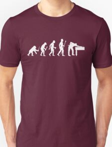 Evolution Of 8 Ball Funny Billiards T Shirt Unisex T-Shirt