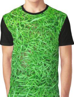 Grass Graphic T-Shirt