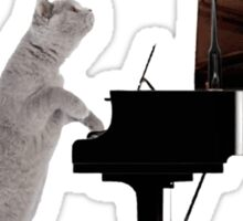 Piano Cat - Meowsicians Sticker