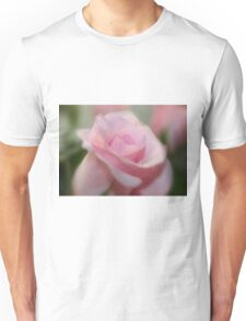 Tranquil Rose Unisex T-Shirt