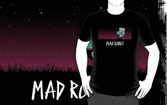 Mad Robot by Adho1982