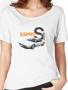 Lotus Esprit S1 graphic Women's Relaxed Fit T-Shirt