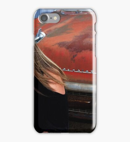 CAR MODEL iPhone Case/Skin