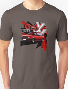 T-shirt 'Explosion' mk1 Golf GTi T-Shirt