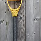Yellow Handle by Ethna Gillespie