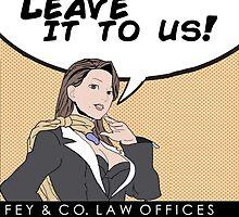 Fey & Co. Law Offices. by myalatti