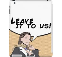 Fey & Co. Law Offices. iPad Case/Skin