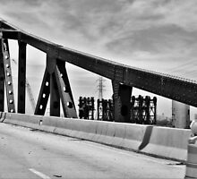 SKYWAY BRIDGE by jclegge