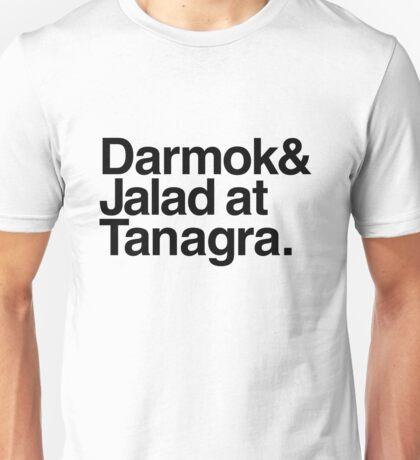Darmok and Jalad at Tanagra. Unisex T-Shirt
