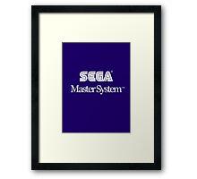 Sega Master System Framed Print