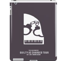 Guilty as Charged - Klavier iPad Case/Skin