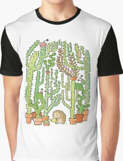 hedgehog cacti Graphic T-Shirt