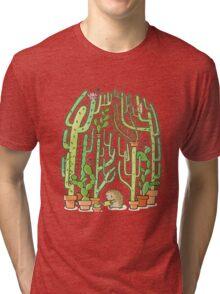 hedgehog cacti Tri-blend T-Shirt