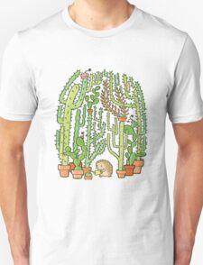hedgehog cacti Unisex T-Shirt