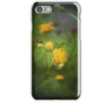 Magic Garden iPhone Case/Skin
