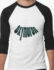 OXYMORON Men's Baseball ¾ T-Shirt