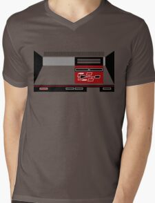 Old Master Mens V-Neck T-Shirt