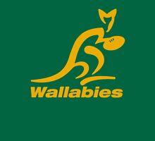 Wallabies Rugby Unisex T-Shirt