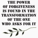 The Power of Forgiveness by Mark Wade