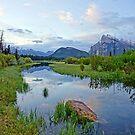 Alberta Dawn by Harry Oldmeadow
