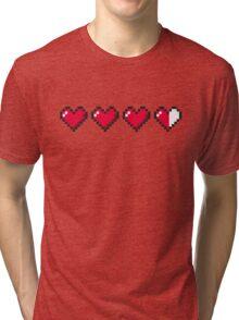 I Love Retro Gaming Tri-blend T-Shirt
