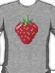 Pixel Strawberry T-Shirt
