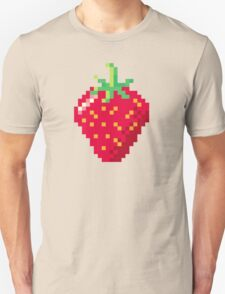 Pixel Strawberry T-Shirt