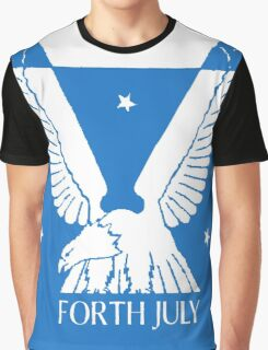 July 4. The Independence Graphic T-Shirt