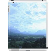 The Hills Are Alive iPad Case/Skin
