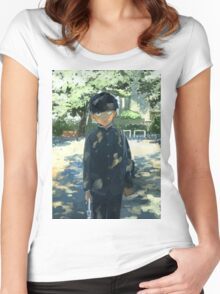Mob - Mob Psycho 100 Women's Fitted Scoop T-Shirt