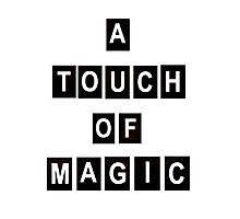A Touch of Magic Photographic Print