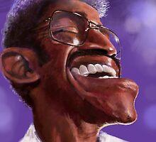Sammy Davis Jr by arievanderwyst