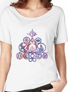 All of your book fandoms v3 Women's Relaxed Fit T-Shirt