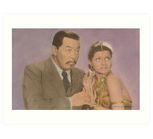 """Charlie Chan in Egypt"" Art Print"