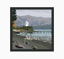 Akaroa light house, NZ by Ira Mitchell-Kirk Unisex T-Shirt