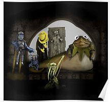 Kermit the Hutt Poster