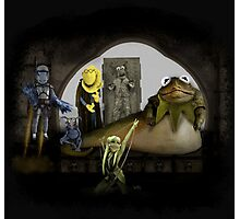 Kermit the Hutt Photographic Print