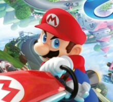 Mario Kart 8 (Nintendo Wii U) Sticker