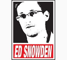 EDWARD SNOWDEN - WHISTLE BLOWER Unisex T-Shirt