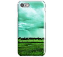 Texas Hill Country Storm iPhone Case/Skin