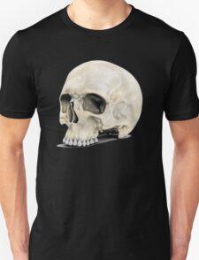 skull drawing Unisex T-Shirt