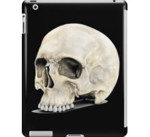 skull drawing iPad Case/Skin
