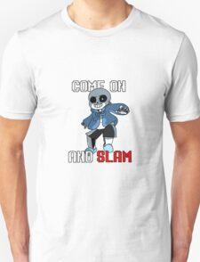Sans- Undertale Unisex T-Shirt